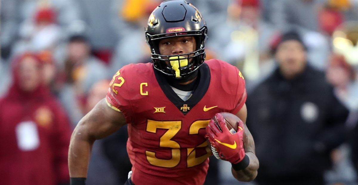 Cbs Sports Top College Running Back Prospects