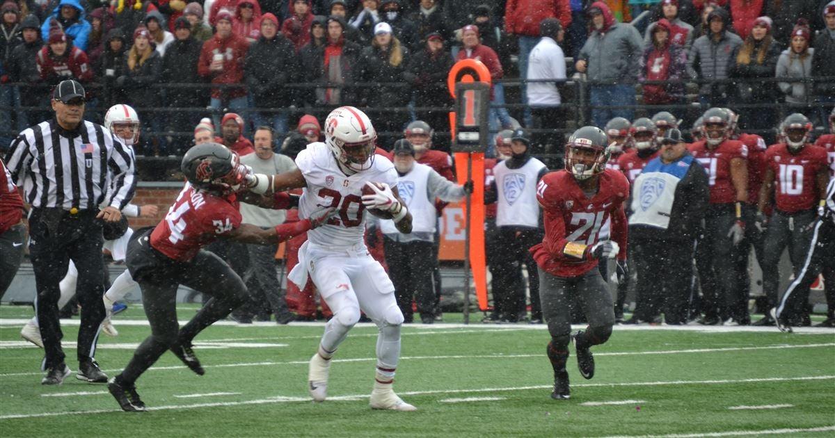 Washington State Cougars Beat Stanford Cardinal 24-21