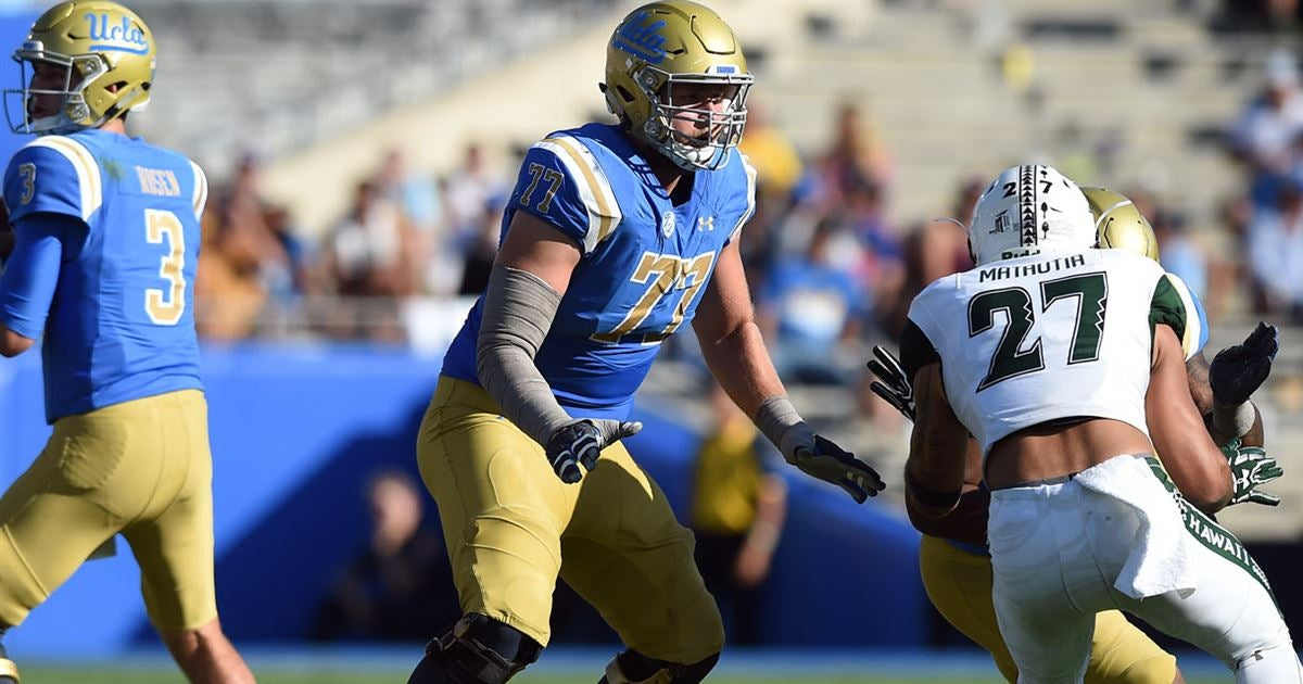 Kolton Miller Signs With Agent, Won't Return to UCLA