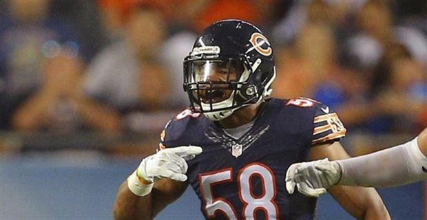 Cheap NFL Jerseys NFL - Leonard Floyd Feeds
