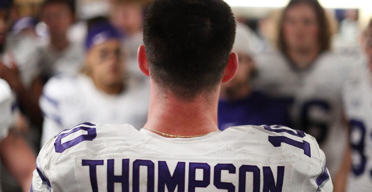Where Skylar Thompson ranks in all-time yardage at K-State