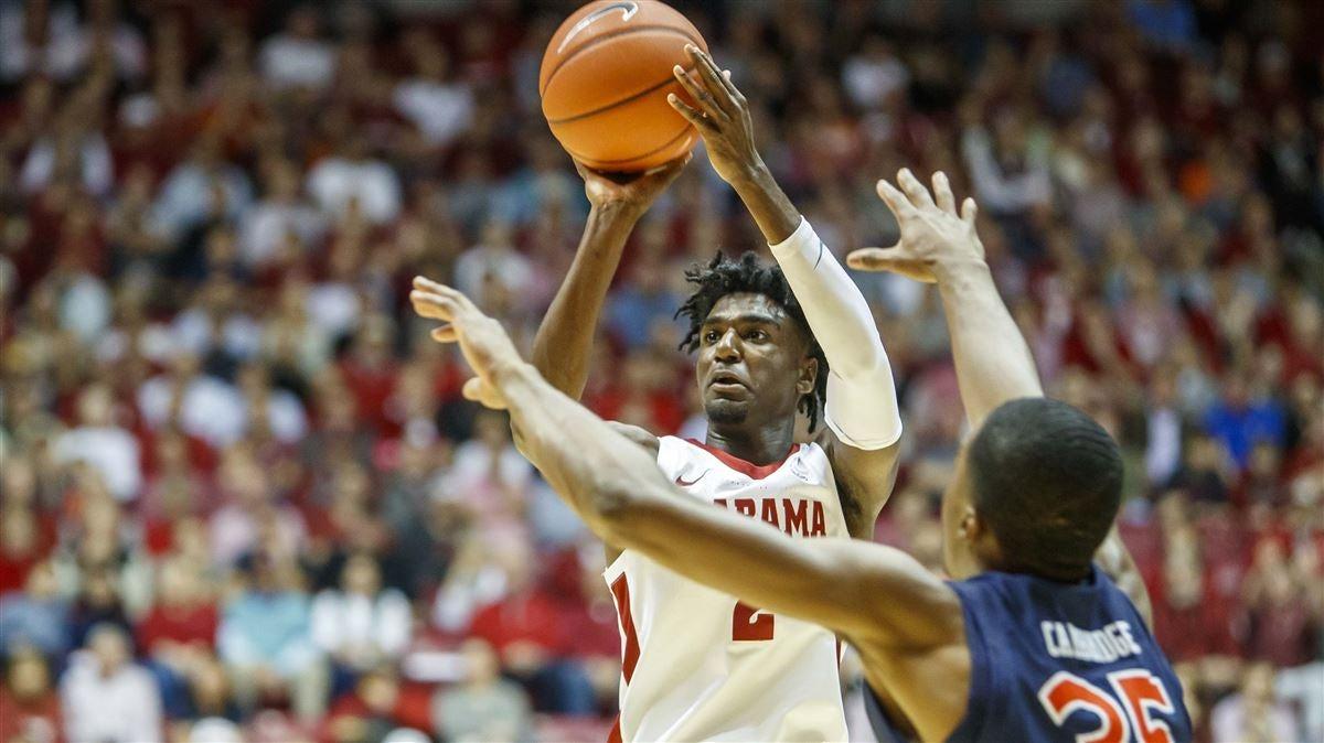 Alabama Hosts Improving Missouri In Saturday Basketball