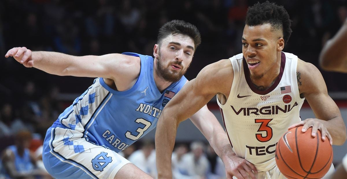North Carolina sets new record in loss to Virginia Tech