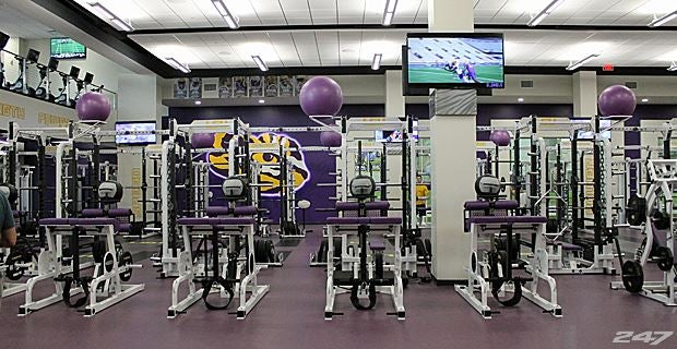 List of synonyms and antonyms the word lsu gym