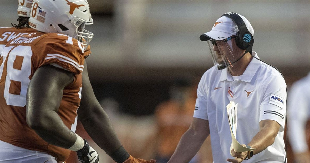 What Tom Herman said about Texas' Big 12 opener at Texas Tech