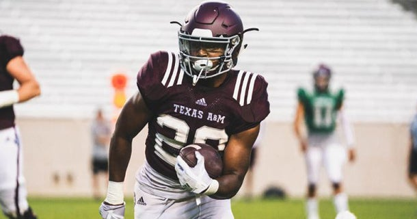Texas A&M's top 10 freshmen of fall camp
