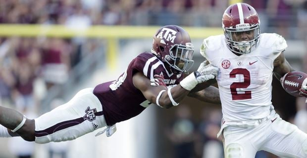 Top five opposing safeties on Alabama s schedule 3e6f24da9