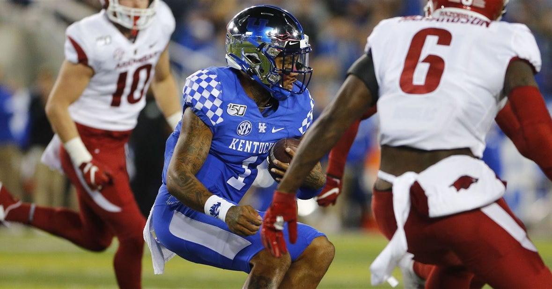Kentucky beats Arkansas, 24-20