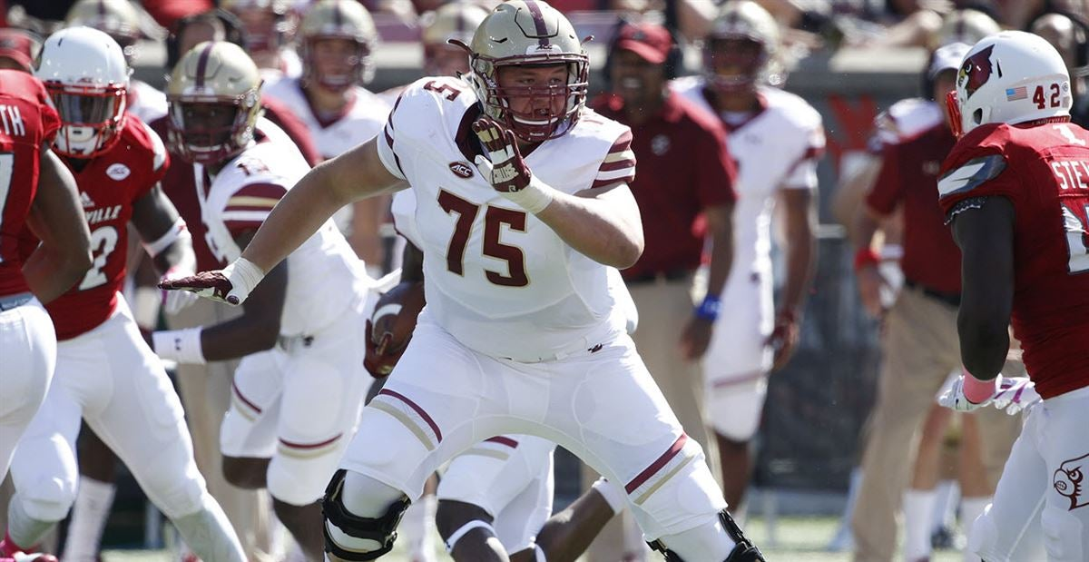2018 Boston College Position Preview: Offensive Line