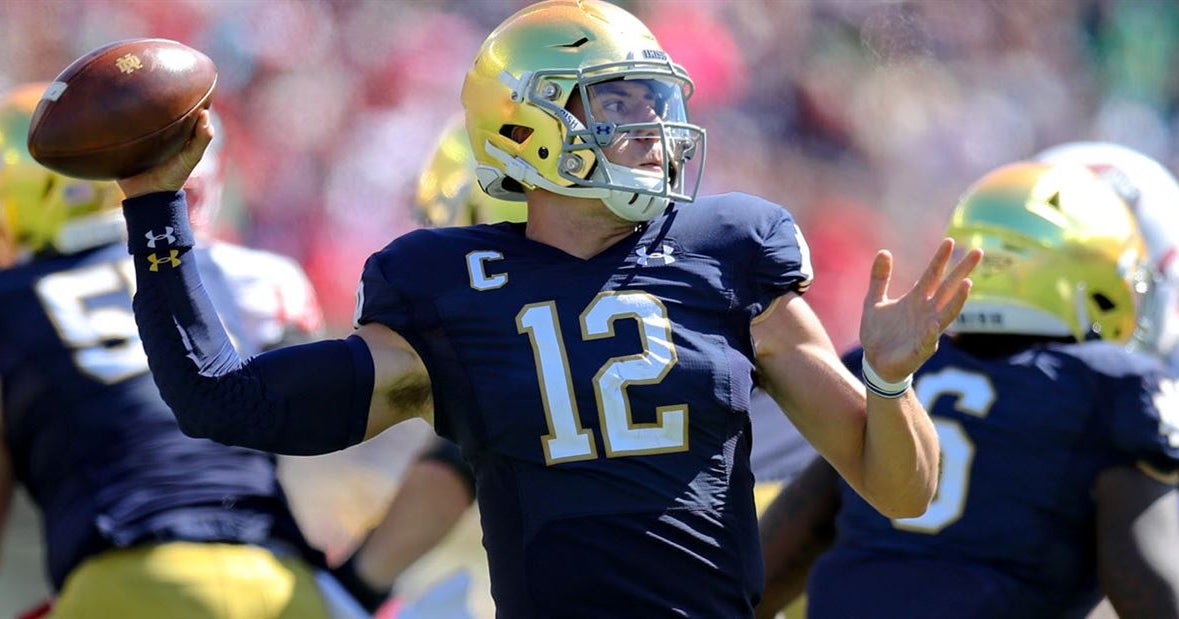 Herbstreit: 2019's Notre Dame is better team than last season