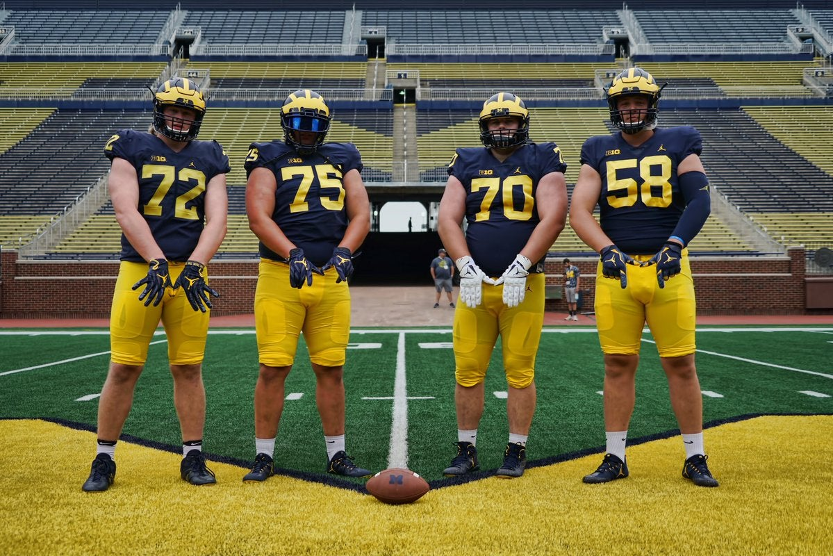 Carpenter never been more sure of his U-M commitment