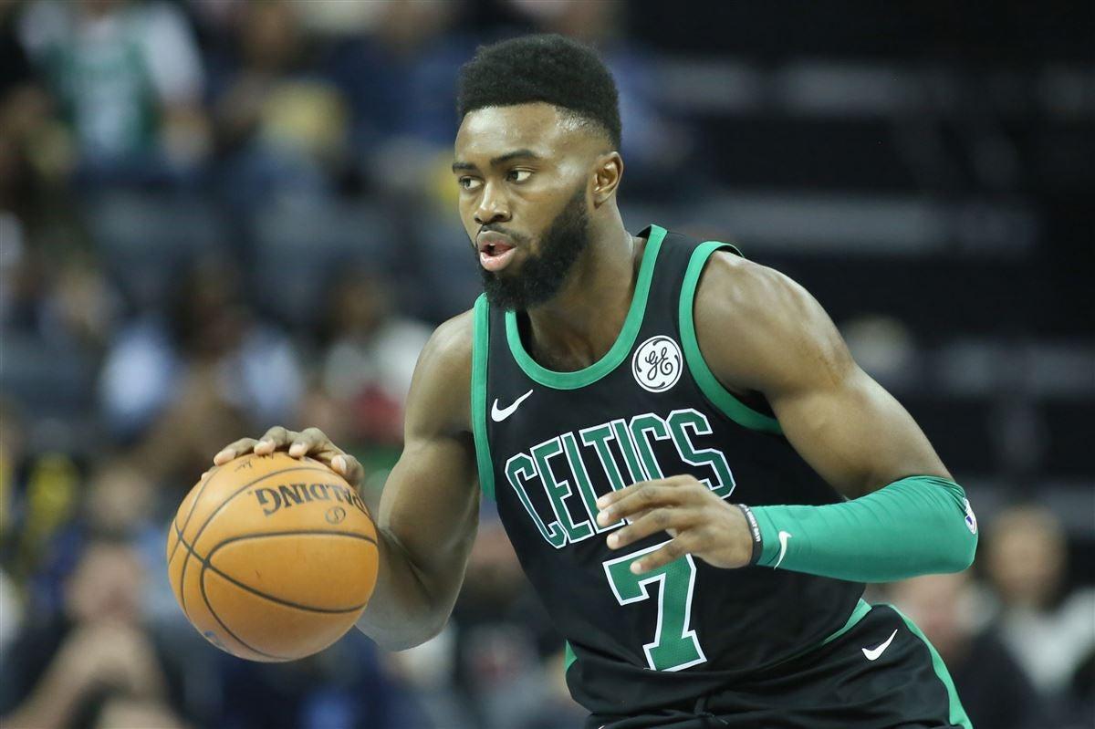 Jaylen Brown believes Celtics will get to the NBA Finals