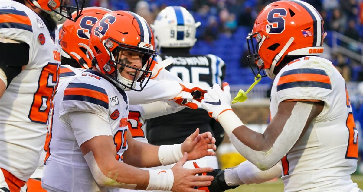 Syracuse blows out Duke to end four game losing streak