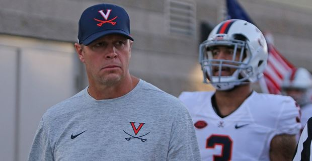Bronco Mendenhall, Justin Fuente dive into UVa, VT rivalry