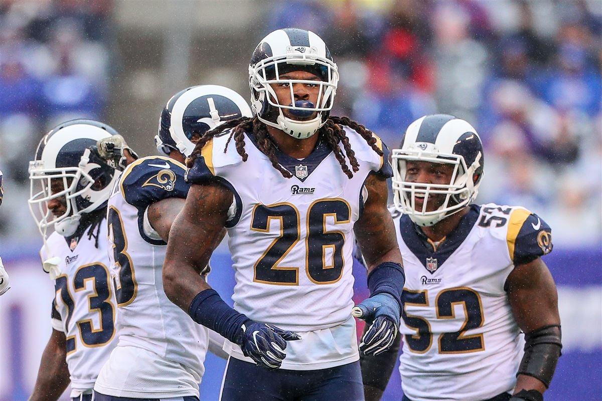 huge discount 6edde 65182 Los Angeles Rams release linebacker Mark Barron