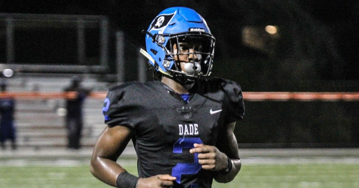VIP Notes: Jaiden Francois sets multiple visits - 247Sports
