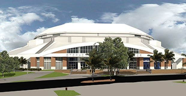 O Connell Center Renovations : Million renovation of o dome officially a go
