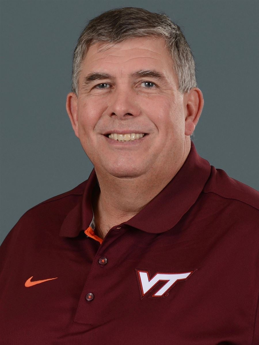charley wiles  defensive line coach  fb   virginia tech hokies