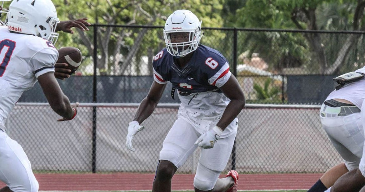 Ohio State offers Top 10 Florida prospect