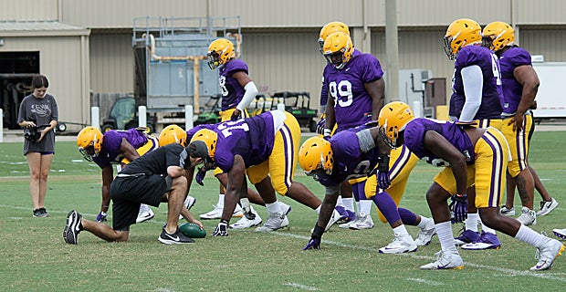 Defense wins the day at LSU scrimmage