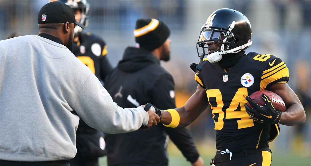 No News Is Good News For Ab Steelers