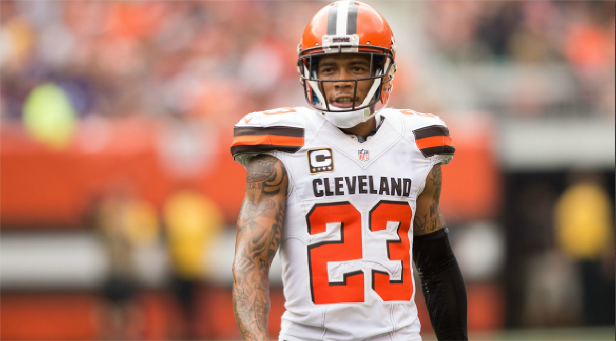 Maurkice Pouncey lobbying for Joe Haden to e to Pittsburgh