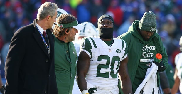 half off 6c7bd c423b Report: Jets RB Isaiah Crowell misses practice again Wednesday