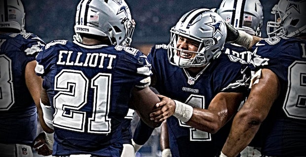 Schedule released for Cowboys  navy jerseys in 2018 95f0cf09b
