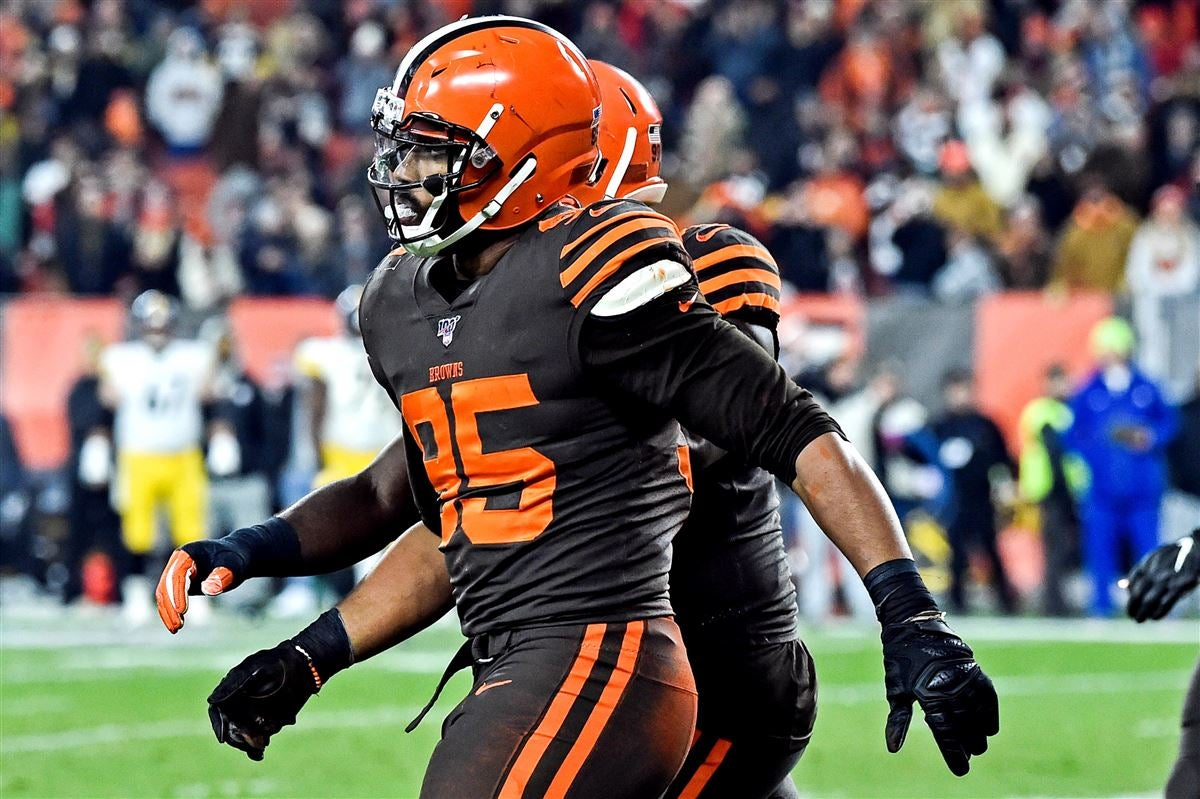 NFL decision on Myles Garrett suspension remains mysterious