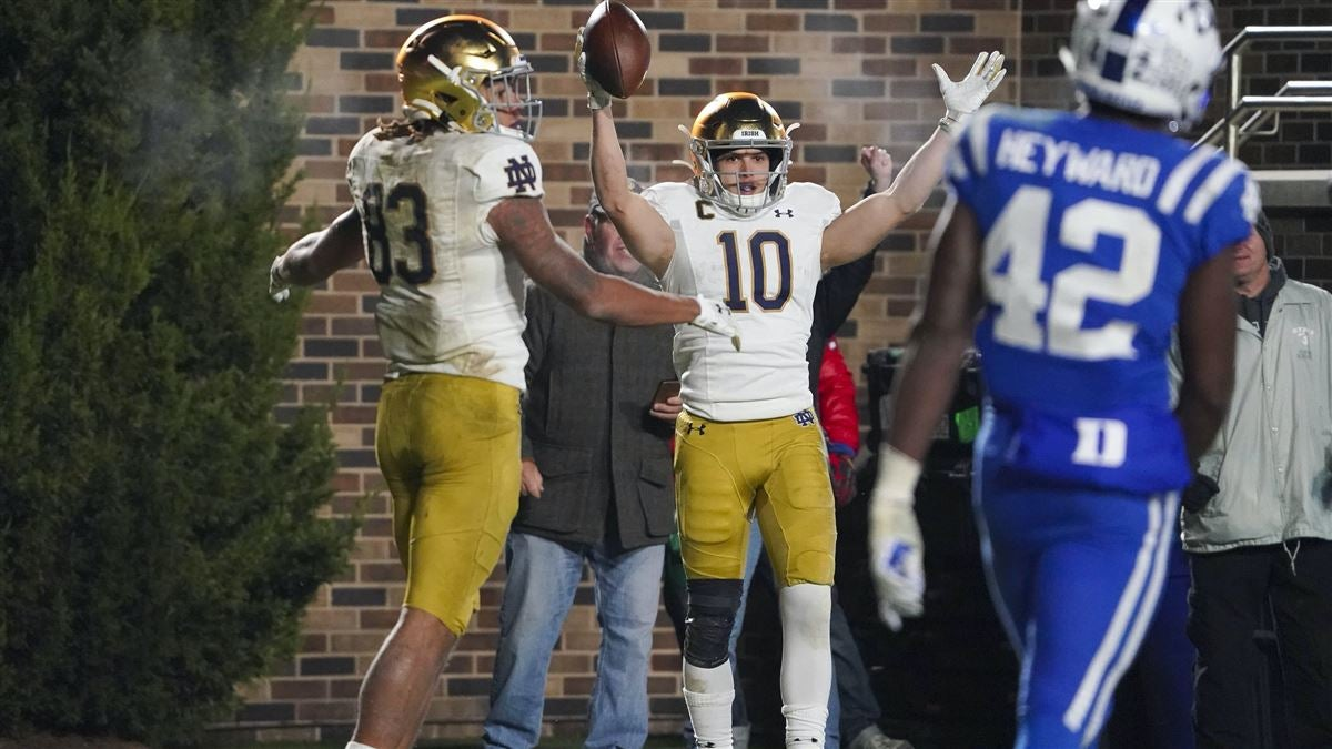 How To Watch and Listen: Notre Dame vs. Navy