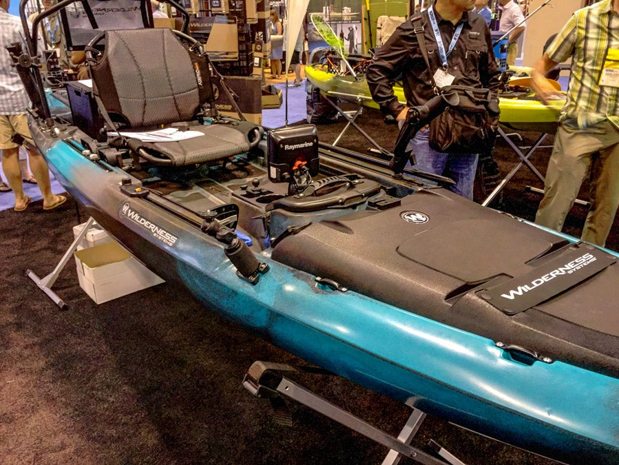 New Fishing Kayaks For 2016 Icast