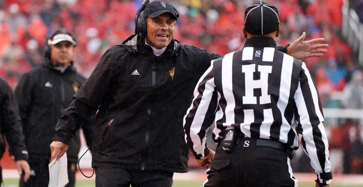 Video/quotes: Herm Edwards on UCLA, lessons learned vs. Utah