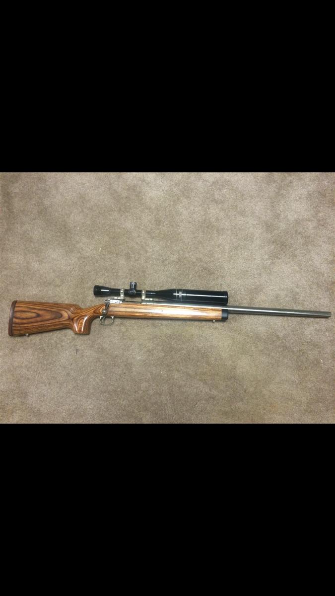 OT: What's your best long range rifle?