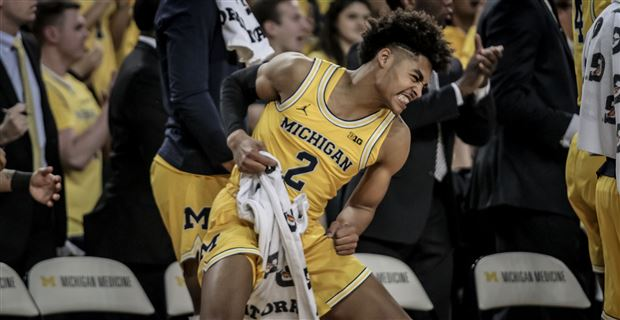 John Beilein working to make the most of Jordan Poole's minutes