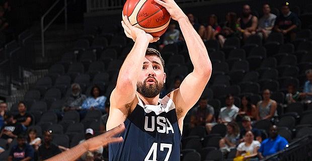 Former UVA star Joe Harris looks to secure Team USA roster spot