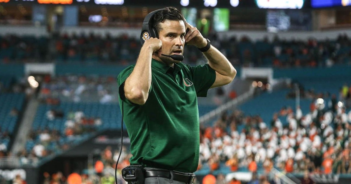 Ten questions for Miami to answer as a program after five games