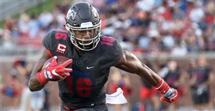 WATCH: Highlights from SMU's 44-21 win over Arkansas State