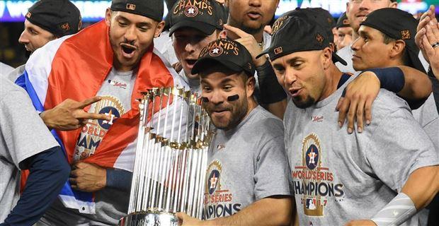 ESPN MLB 2018 way-too-early power ranking