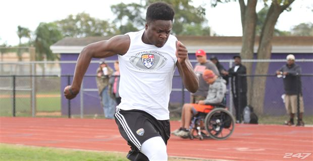 RB Townsend Impresses at FBU Showcase
