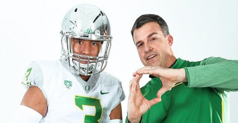 SNL Film: Oregon ATH target Darien Chase competes at SNL