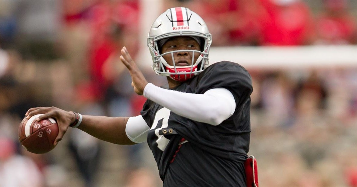 What happens if Dwayne Haskins struggles in 2018?