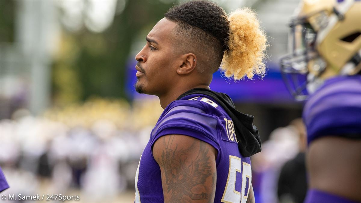 BREAKING: Zion Tupuola-Fetui Takes Part In First Full-Pads Practice