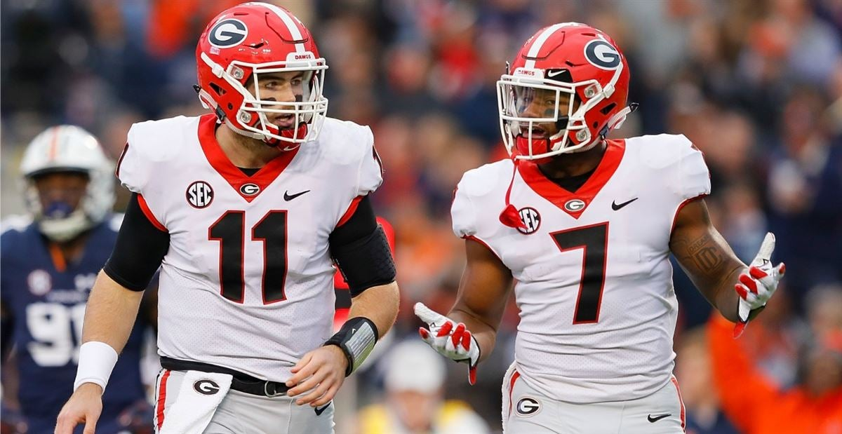 Jake Fromm, D'Andre Swift make ESPN top 50 players list
