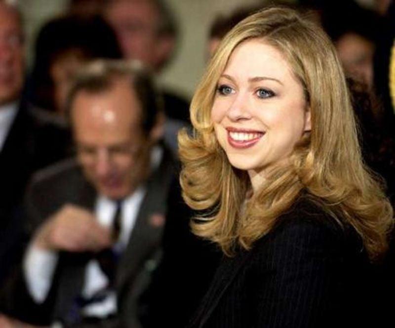 26+ Chelsea Clinton Sexy  Pics