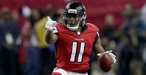 Julio Jones' message for Falcons fans