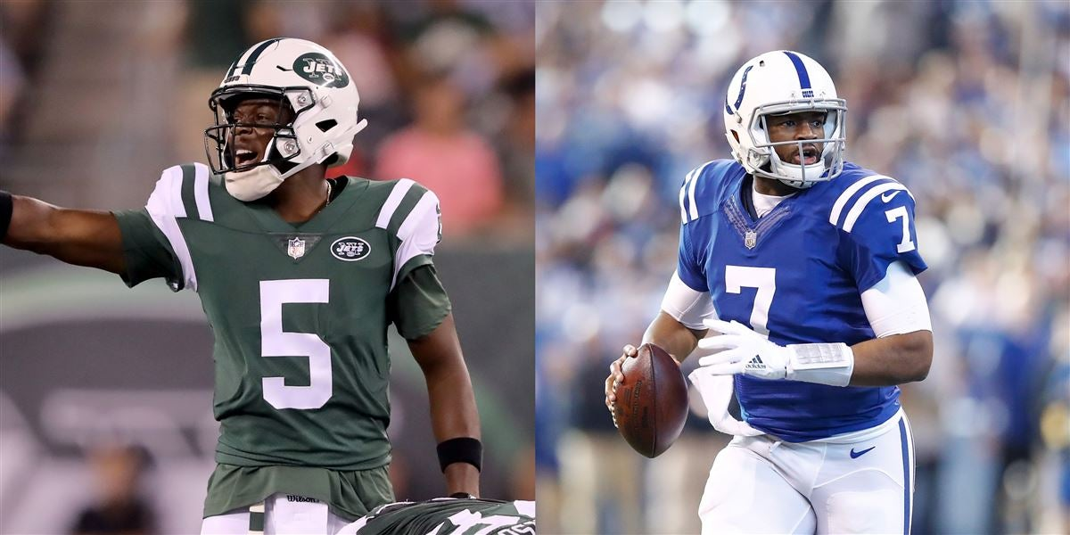 Which backup QB option makes the most sense for the Panthers?