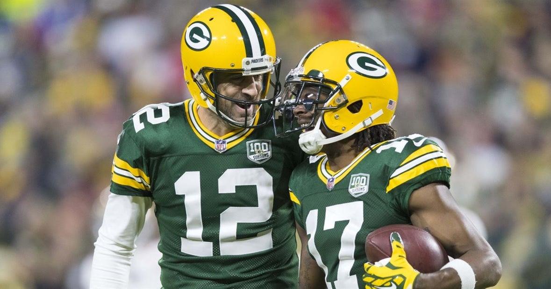 Davante Adams Named Packers Mvp Not Named Aaron Rodgers