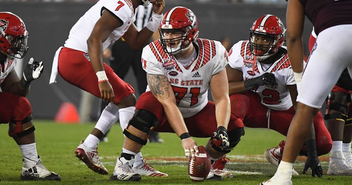 Murchison, Sculthorpe Named Pro Football Focus Preseason All-ACC