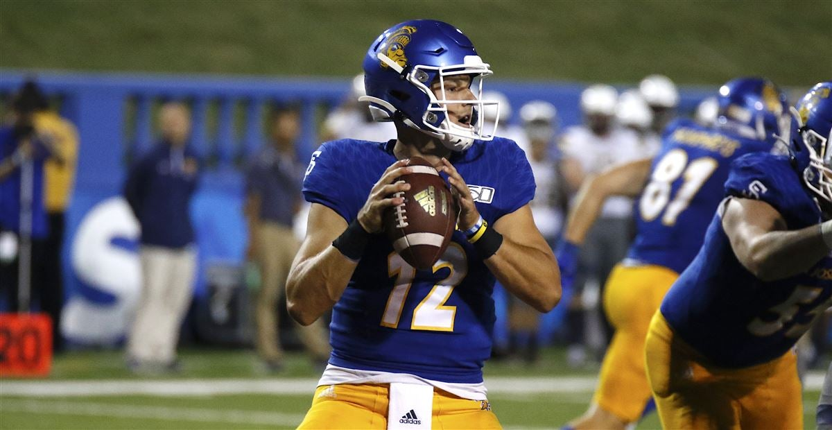Josh Love is SJSU's first MW Offensive Player of the Year