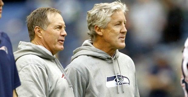 bill belichick and pete carroll share interesting bond